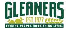 Logo for Weekend Survival Kits partner Gleaners Community Food Bank