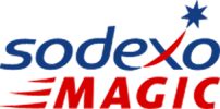 Logo for Weekend Survival Kits partner sodexoMAGIC
