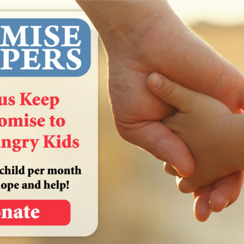 Promise Keepers Campaign call to action.
