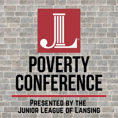 Poverty Conference logo.